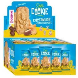 Cookie Softcookie 17g Cast Chocolate