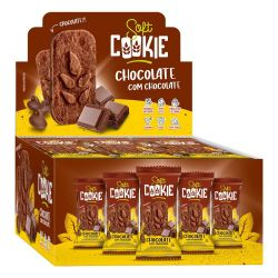 Cookie Softcookie 17g Chocolate